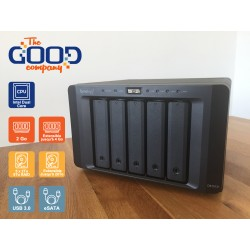 Synology NAS DS1513+ avec 5...