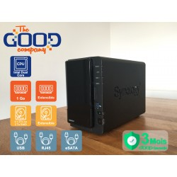 Synology NAS DS216+ II Dual...
