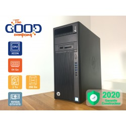HP Z440 Wokstation Xeon E5...